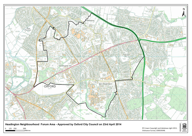 Map headington neighbourhood forum a larger pdf version and the gumiabroncs Images
