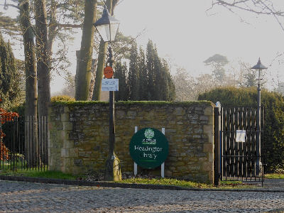 Bury Knowle - North Place Entrance