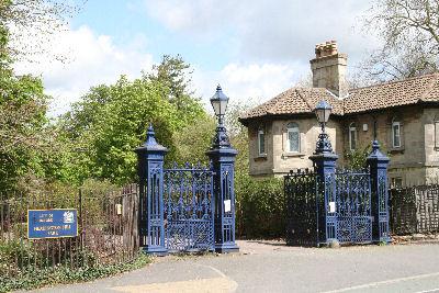 Headington Hill Park