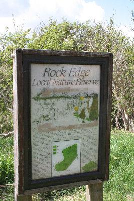 Rock Edge Noticeboard