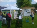 HNF Stall at the Festival