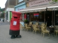 Street Fair-Mr Post Box