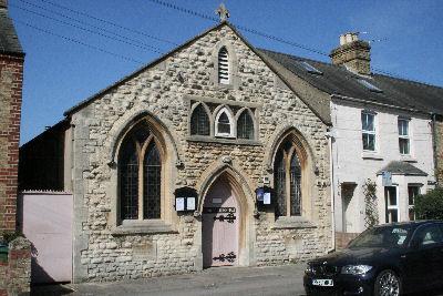 Headington Methodist Church Hall
