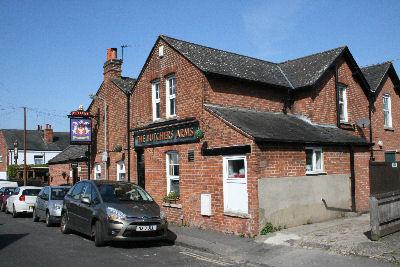 The Butchers' Arms Pub