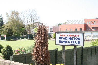 Headington Bowls Club