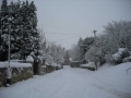 St Andrews Rd in snow 2010