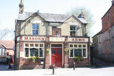The Masons Arms Pub