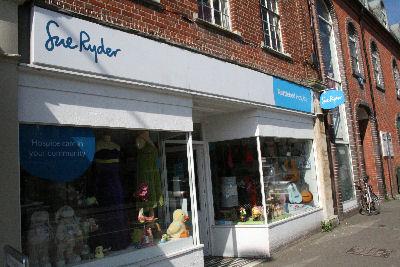 Shop-Sue Ryder