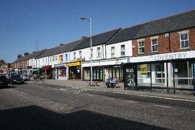 Shops-London Road